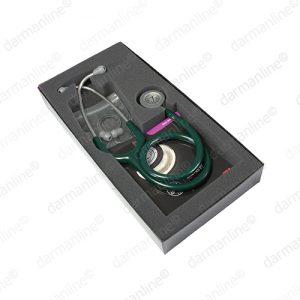 گوشی-پزشکی-لیتمن-مدل-کلاسیک-2-یشمی-2