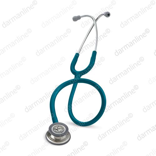 گوشی-پزشکی-لیتمن-مدل-کلاسیک-3-ابی کاربنی-