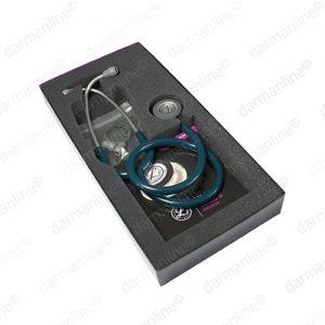 گوشی-پزشکی-لیتمن-مدل-کلاسیک-3-ابی کاربنی2-