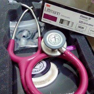 گوشی-پزشکی-لیتمن-مدل-کلاسیک-3-تمشکی-3