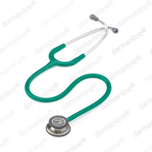 گوشی-پزشکی-لیتمن-مدل-کلاسیک-3-زمردی-