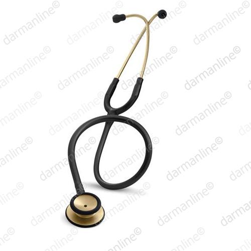 گوشی-پزشکی-لیتمن-مدل-کلاسیک-2-مشکی-طلایی-1