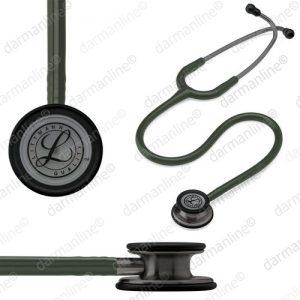 گوشی-پزشکی-لیتمن-مدل-کلاسیک-3-زیتونی-دودی-1