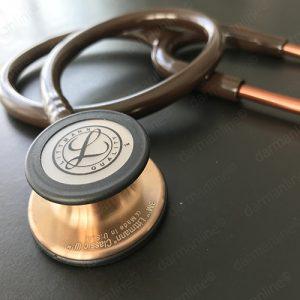 گوشی-پزشکی-لیتمن-مدل-کلاسیک-3-شکلاتی-مسی2