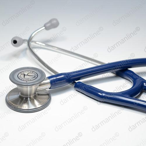 گوشی-پزشکی-لیتمن-مدل-کاردیولوژی-سرمه ای2