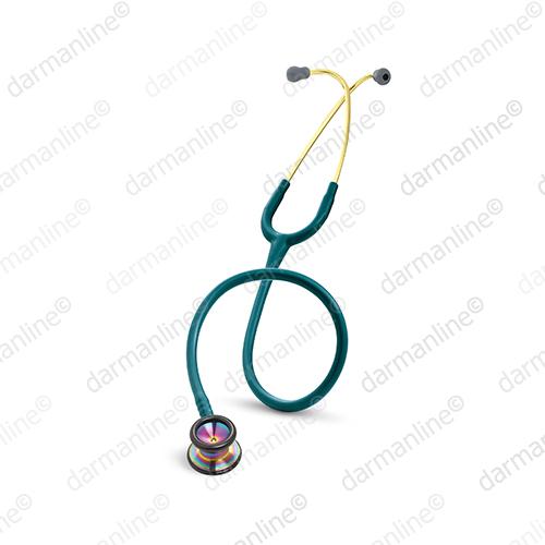 گوشی-پزشکی-لیتمن-مدل-کلاسیک-2-کودکان-ابی-کاربنی-رنگینکمانی