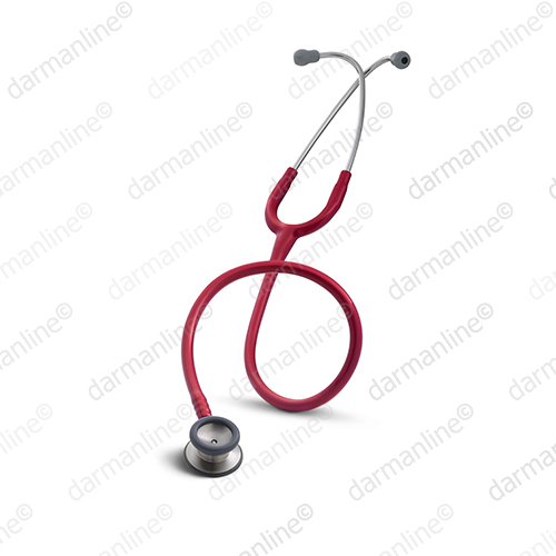 گوشی-پزشکی-لیتمن-مدل-کلاسیک-2-کودکان-قرمز