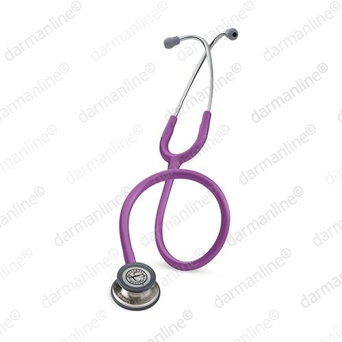 گوشی-پزشکی-لیتمن-مدل-کلاسیک-3-بنفش-یاسی